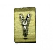 10 mm Lead Identification Marker in PVC